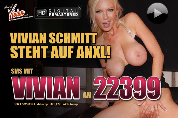 Vivian Schmitt steht auf ANAL!