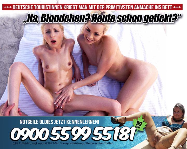 Deutsche Urlauberinnen im Fickrausch!